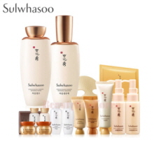 SULWHASOO Concentrated Ginseng Renewing Set [Monthly Limited - August 2018]